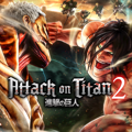 Attack on Titan 2 PlayStation 4 Front Cover