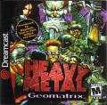 Heavy Metal Geomatrix Dreamcast Front Cover
