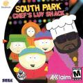 South Park: Chef's Luv Shack Dreamcast Front Cover