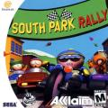South Park Rally Dreamcast Front Cover