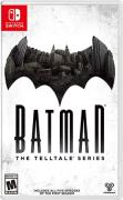 Batman: The Telltale Series Nintendo Switch Front Cover