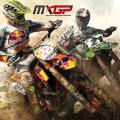 MXGP: The Official Motocross Videogame PlayStation 3 Front Cover