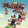 Frantics PlayStation 4 Front Cover