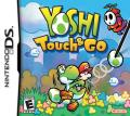Yoshi Touch & Go Nintendo DS Front Cover