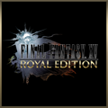 Final Fantasy XV: Royal Edition PlayStation 4 Front Cover