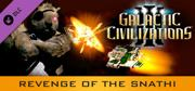 Galactic Civilizations III: Revenge of the Snathi Windows Front Cover
