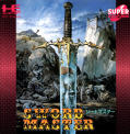 Sword Master TurboGrafx CD Front Cover