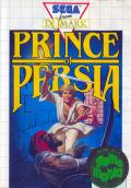 Prince of Persia SEGA Master System Front Cover