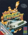 Back to the Future Part II Atari ST Front Cover