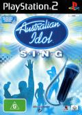 Australian Idol Sing PlayStation 2 Front Cover