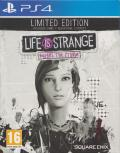 Life is Strange: Before the Storm (Limited Edition) PlayStation 4 Front Cover