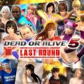 Dead or Alive 5: Last Round - Tecmo 50th Anniversary Costume Set PlayStation 4 Front Cover
