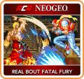Real Bout Fatal Fury Nintendo Switch Front Cover
