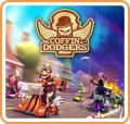 Coffin Dodgers Nintendo Switch Front Cover
