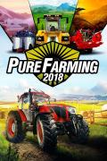 Pure Farming 2018 Xbox One Front Cover