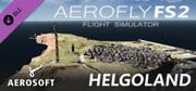 Aerofly FS 2 Flight Simulator: Helgoland Windows Front Cover