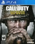 Call of Duty: WWII PlayStation 4 Front Cover