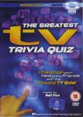 The Greatest TV Trivia Quiz DVD Player Front Cover