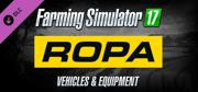 Farming Simulator 17: ROPA Vehicles & Equipment Macintosh Front Cover