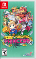 Penny-Punching Princess Nintendo Switch Front Cover