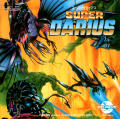 Darius+ TurboGrafx CD Front Cover