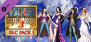 One Piece: Pirate Warriors 3 - DLC Pack 1 Windows Front Cover
