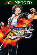 The King of Fighters '95 Windows Apps Front Cover