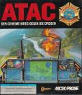 ATAC: The Secret War Against Drugs DOS Front Cover