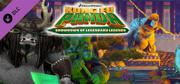 Kung Fu Panda: Showdown of Legendary Legends - Kai and Master's Garden Windows Front Cover