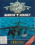 AV-8B Harrier Assault DOS Front Cover