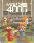Battle Chess 4000 DOS Front Cover