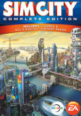 SimCity: Complete Edition Macintosh Front Cover