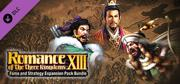 "Romance of the Three Kingdoms XIII: Fame and Strategy Expansion Pack Bundle - Additional Scenario ""Four Tribes, 6 Countries"" Windows Front Cover"