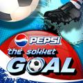 Pepsi: The Sokket Goal iPhone Front Cover