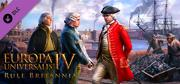 Europa Universalis IV: Rule Britannia Linux Front Cover