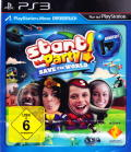 Start the Party!: Save the World PlayStation 3 Front Cover