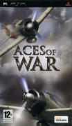 Aces of War PSP Front Cover