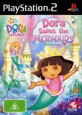 Dora the Explorer: Dora Saves the Mermaids PlayStation 2 Front Cover