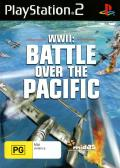 WWII: Battle Over the Pacific PlayStation 2 Front Cover
