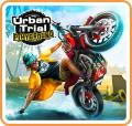 Urban Trial Playground Nintendo Switch Front Cover