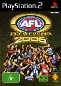 AFL Premiership 2006 PlayStation 2 Front Cover