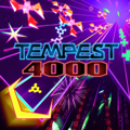Tempest 4000 PlayStation 4 Front Cover