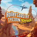 RollerCoaster Tycoon: Joyride PlayStation 4 Front Cover