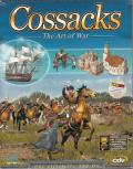 Cossacks: The Art of War Windows Front Cover