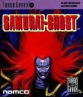 Samurai-Ghost TurboGrafx-16 Front Cover