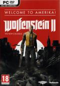 Wolfenstein II: The New Colossus (Welcome to Amerika! Edition) Windows Front Cover