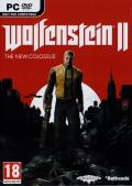Wolfenstein II: The New Colossus Windows Front Cover