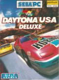 Daytona USA Deluxe Windows Front Cover