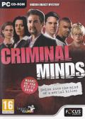 Criminal Minds Windows Front Cover