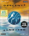 Descent³ Windows Front Cover